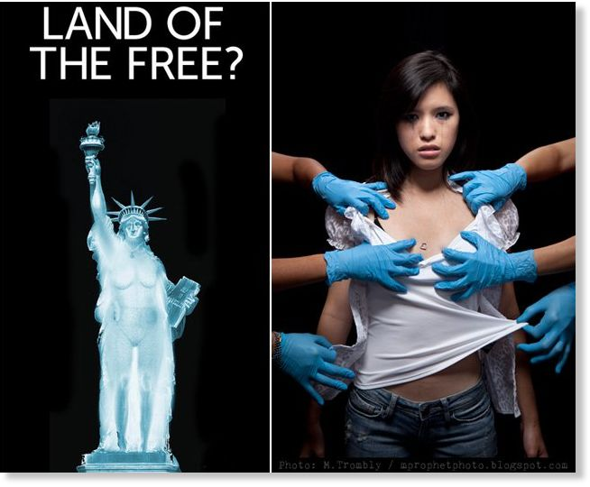 land of the free image via sott